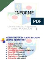 Partes de Un Informe Escrito3130