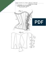 Apparel-corset Sheardown & m..de Palkowska