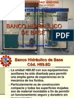 Banco Hidraulico de Base Modificado