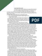 MAKALAH PERSAINGAN MONOPOLISTIS - 09052013