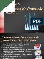 Sistema de produção enxuta (Capítulo 13)