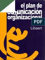 El Plan de Comunicacion Organizacional - Libaert - Libro