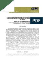 Acolhimento Institucional No Rio Grande