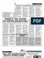 Pssst Centro May 17, 2013 Issue