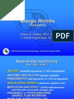 Coass II-Allergy Rhinitis