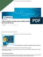 Edmond Colombia – Finanzas Personales – Salir de deudas_ lecciones para tu libertad financiera