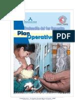 Evaluacion Del Plan Operativo 2006 1 Semestre INMP