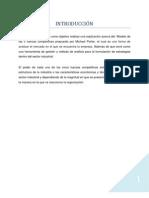 Modelo de Las 5 Fuerzas Competitivas