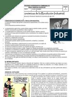 TALLER 8° REPERCUSIONES ECONOMICAS REV. IND