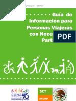 Guía de Información para Personas Viajeras con Discapacidad