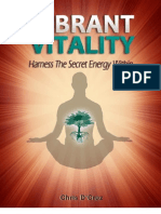 Vibrant Vitality Harness the Secret Energy Within