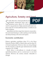Agriculture, Forestry and Land