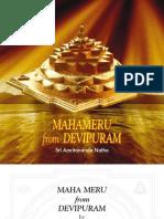 Mahameru From Devipuram