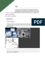 Fluorimetry Asign