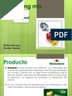 Presentación Heineken