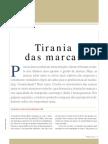 A Tirania Das Marcas