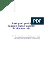 Participarea Publica