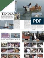 CB Folding Tender
