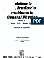 Solution Irodov Problems in General Physics