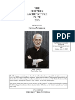 The Pritzker Architecture Prize 2009-Photo Booklet