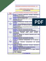 Cronograma v.E.N 2013