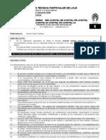 Cuadernillo Didactica General I Bimestre