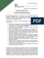 GPAyD03-07 Cambio Al Regimen de Reparto
