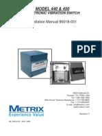 Manual Vibration Switch 440 450 Rev f