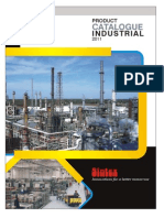 Product Catalogue Industrial 2011