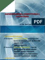 Emprendedurismo, Competitividad y Asociatividad - Copia