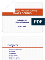 3GSM Radio Network Tuning_Power Control (Day3)