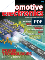 Automotive Electronics Issue-4