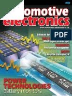 Automotive Electronics Issue-4