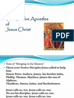 Apostles Lent
