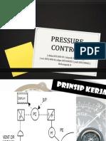 Pressure Control Kel 4