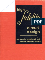 archivi audiofilofine Crowhurst Cooper 1956 High Fidelity Circuit Design