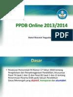 Komisi 4 Kebijakan PPDB Online 2013 2014 Oleh Kwarta Adimphrana