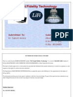 lifi report