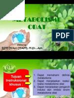 metabolisme obat