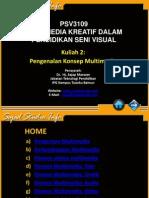 Kuliah2 Pengenalan Konsep Multimedia