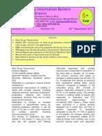 Drug Information Bulletin 24 05
