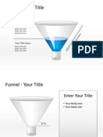 07 Funnel Diagram PowerPoint Template
