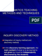 Inquiry Discovery