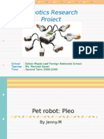 9f Jenny Moon - Pet Robot