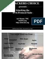 Vh Thc-ipv6 Attack
