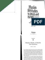 Modern Myths of Muslim Antsemitism English