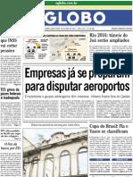 O Globo 280411