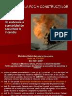 Curs VIII. Metodologie Scenariu de Securitate La Incendiu
