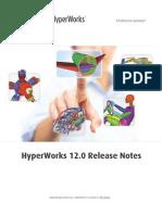 HyperWorks 12.0 Release Note.pdf