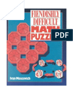 Fiendishly Difficult Math Puzzles